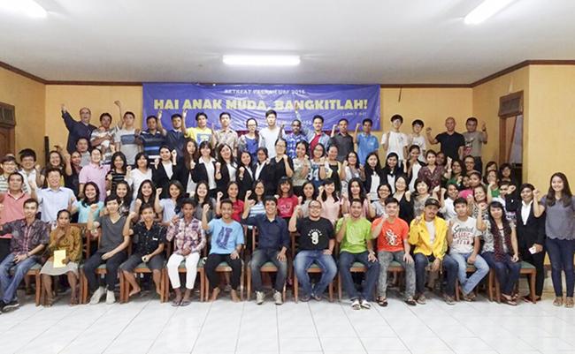Depok Indonesia  City pictures : Depok UBF EASTER, Indonesia | University Bible Fellowship