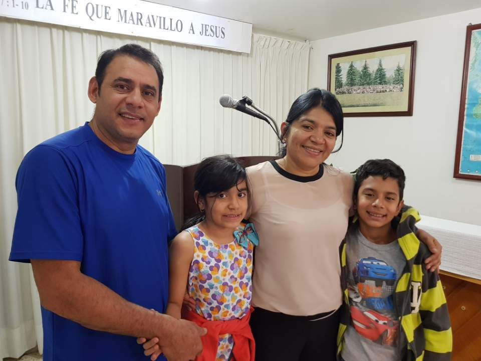 Richard and Sarah Move from Venezuela to IPN, Mexico as